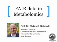 FAIR data in metabolomics