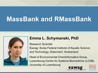 MassBank and RMassBank