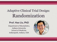 Adaptive clinical trial design: randomization