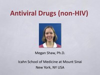 Antiviral drugs (non-HIV)