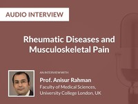 Rheumatic diseases and musculoskeletal pain