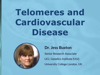 Telomeres and cardiovascular disease