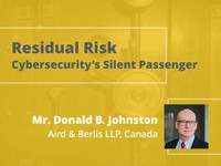 Residual risk: cybersecurity's silent passenger