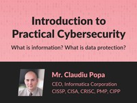 Introduction to practical cybersecurity