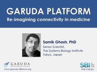 Garuda platform: re-imagining connectivity in medicine