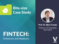 FinTech: enhancers and replacers
