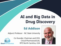 AI and big data in drug discovery