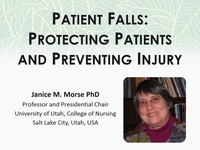 Patient falls: protecting patients and preventing injury