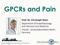 GPCRs and pain