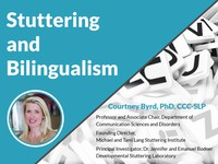 Stuttering and bilingualism
