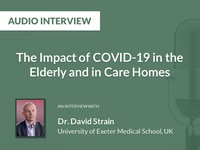The impact of COVID-19 in the elderly and in care homes
