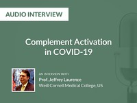 Complement activation in COVID-19