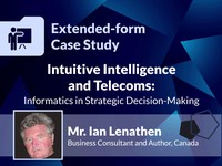 Intuitive intelligence and telecoms: informatics in strategic decision-making