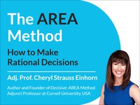 The AREA method: how to make rational decisions