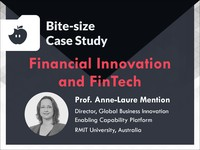 Financial innovation and FinTech