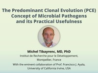 The predominant clonal evolution (PCE) concept of microbial pathogens and its practical usefulness
