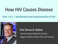 How HIV causes disease 1: identification and characterization of HIV