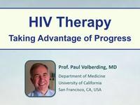 HIV therapy: taking advantage of progress